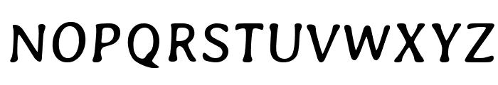 Averia-Gruesa Font UPPERCASE
