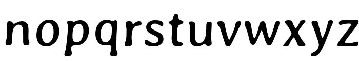 Averia-Gruesa Font LOWERCASE