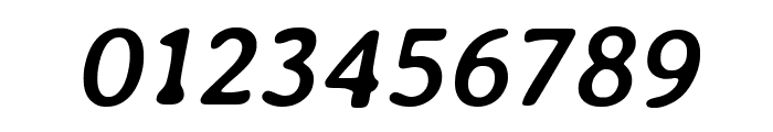 Averia Libre Bold Italic Font OTHER CHARS