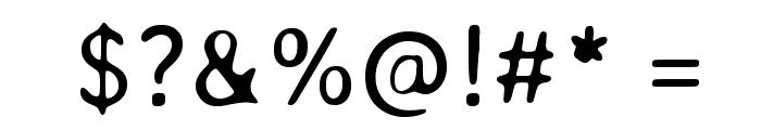 Averia Libre Light Font OTHER CHARS