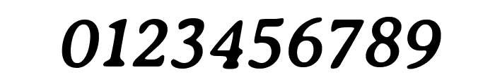 Averia Serif Libre Bold Italic Font OTHER CHARS