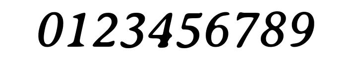 AveriaSerif-Italic Font OTHER CHARS
