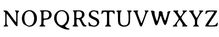 AveriaSerif-Light Font UPPERCASE