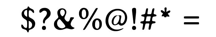 AveriaSerif-Regular Font OTHER CHARS