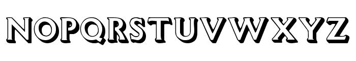 Avion Font UPPERCASE