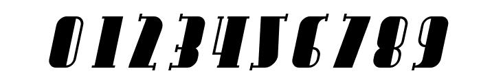 Avondale SC Italic Font OTHER CHARS