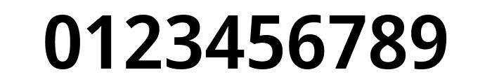 Avrile Sans SemiBold Font OTHER CHARS