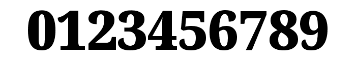 Avrile Serif Black Font OTHER CHARS