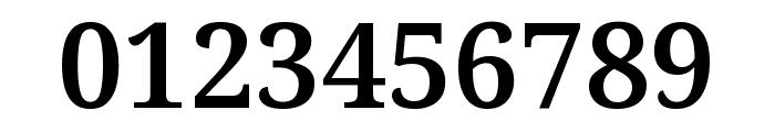 Avrile Serif SemiBold Font OTHER CHARS