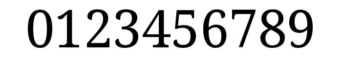 AvrileSerif Regular Font OTHER CHARS