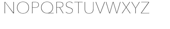 Avenir Next Ultralight Font
