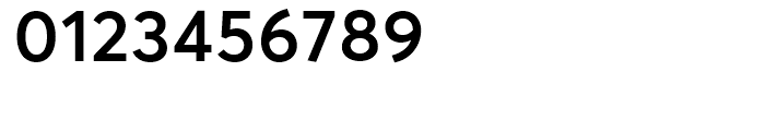 Averta Standard Semibold Font OTHER CHARS