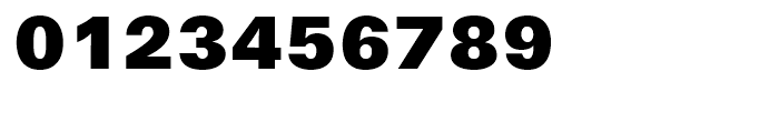 Avus Black Font OTHER CHARS