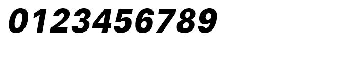 Avus Bold Italic Font OTHER CHARS