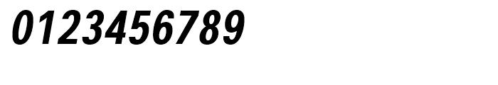 Avus Condensed Medium Italic Font OTHER CHARS