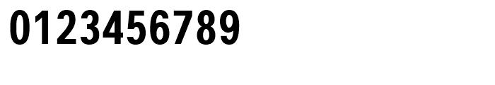 Avus Condensed Medium Font OTHER CHARS