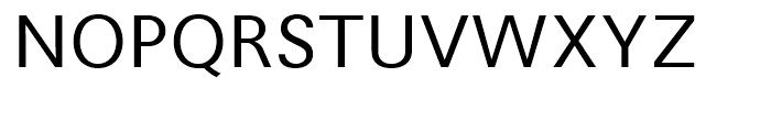 Avus Regular Font UPPERCASE