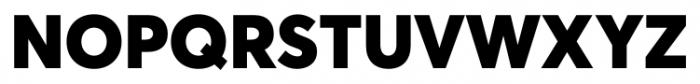 Averta Black Font UPPERCASE