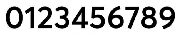 Averta SemiBold Font OTHER CHARS