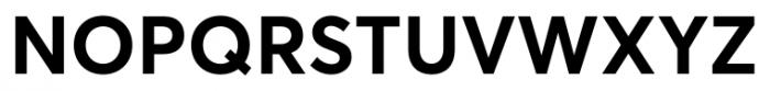 Averta Standard Bold Font UPPERCASE