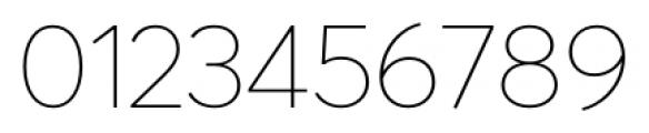 Averta Standard ExtraThin Font OTHER CHARS