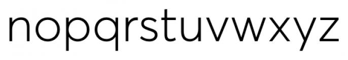 Averta Standard Light Font LOWERCASE