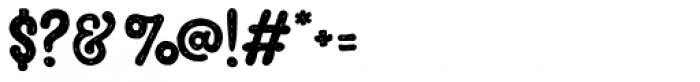 Avaline Script SC Sketch Font OTHER CHARS