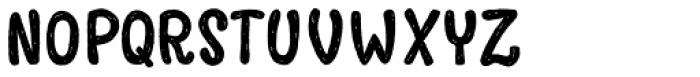Avaline Script SC Sketch Font UPPERCASE