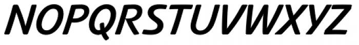 Avantis BQ Bold Font UPPERCASE