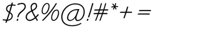 Avantis BQ Regular Font OTHER CHARS