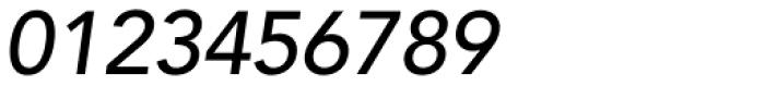 Avenir Medium Oblique Font OTHER CHARS