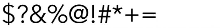 Avenir Next Georgian Regular Font OTHER CHARS