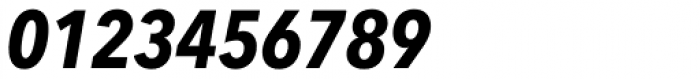 Avenir Next Pro Condensed Bold Italic Font OTHER CHARS
