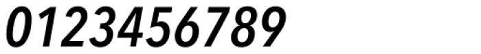 Avenir Next Pro Condensed Demi Italic Font OTHER CHARS