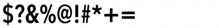 Avenir Next Pro Condensed Demi Font OTHER CHARS