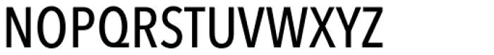 Avenir Next Pro Condensed Medium Font UPPERCASE