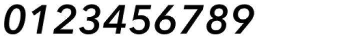 Avenir Next Pro Demi Italic Font OTHER CHARS