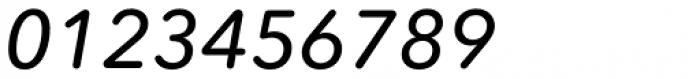 Avenir Next Rounded Pro Medium Italic Font OTHER CHARS