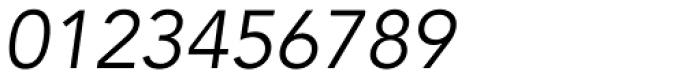Avenir Pro 45 Book Oblique Font OTHER CHARS
