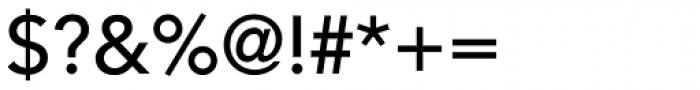 Avenir Pro 65 Medium Font OTHER CHARS