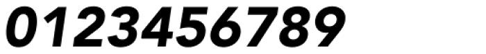 Avenir Pro 95 Black Oblique Font OTHER CHARS