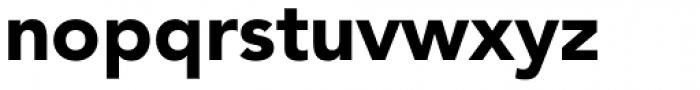Avenir Pro 95 Black Font LOWERCASE
