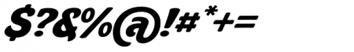 Aventura Font OTHER CHARS