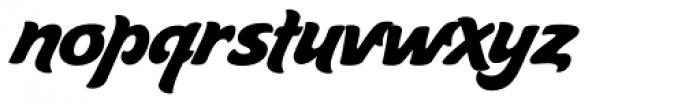 Aventura Font LOWERCASE