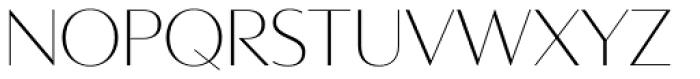 Averes Title Roman Light Font UPPERCASE