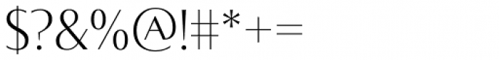 Averes Title Roman Regular Font OTHER CHARS