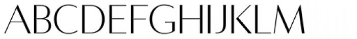 Averes Title Roman Regular Font UPPERCASE