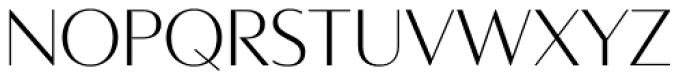 Averes Title Roman Regular Font LOWERCASE