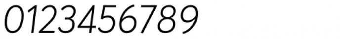 Averta Cyr Light Italic Font OTHER CHARS