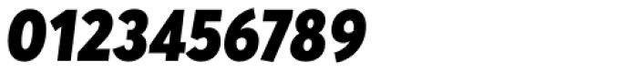 Averta Std Black Italic Font OTHER CHARS